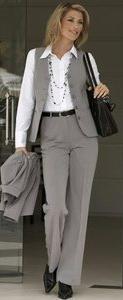 Одежда в деловом мире